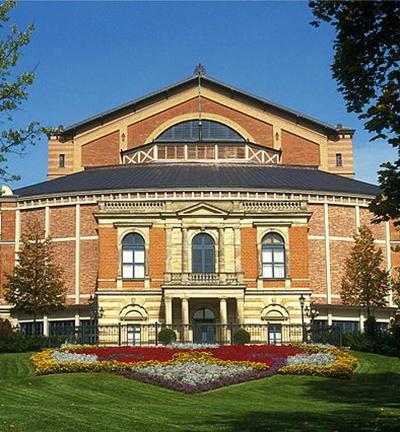 Bayreuther Festspiele - Bild